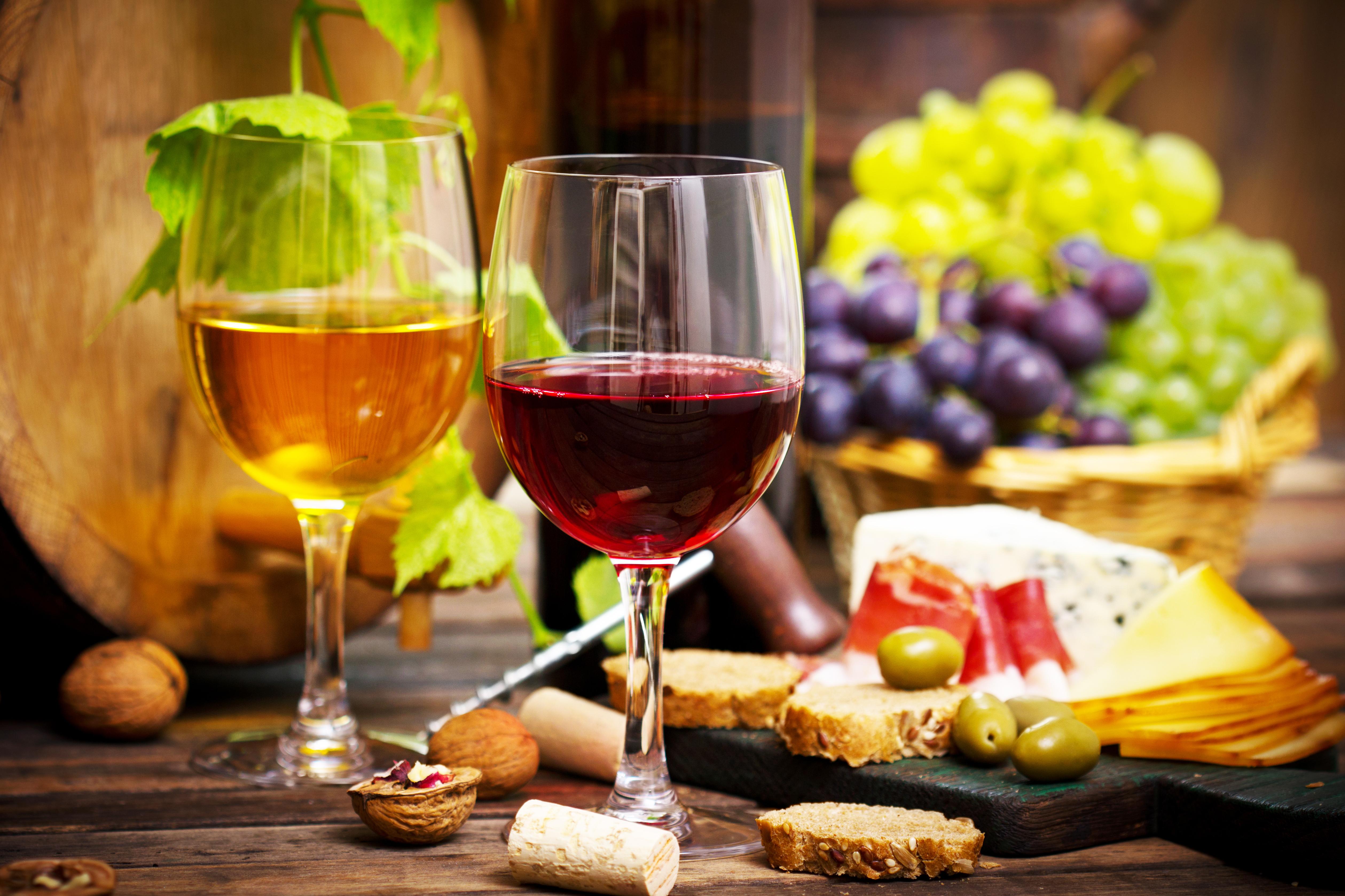 O tom, že je v umírněném množství víno zdravým nápojem, není pochyb.