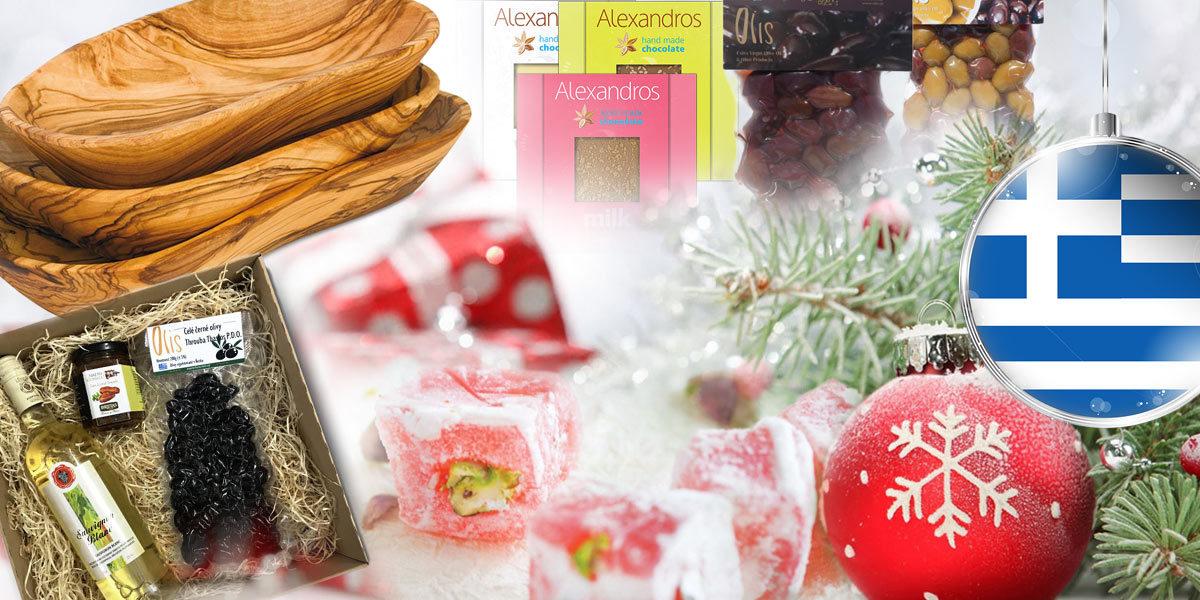 Pojďte letošní vánoční dárky vybrat z oblasti, která se nazývání zeleným rájem na Zemi – z řeckého ostrova Thassos (též Thasos). Věnovat řecké Vánoce znamená obdarovat své blízké zdravím, ale i neopakovatelnou atmosférou Řecka.