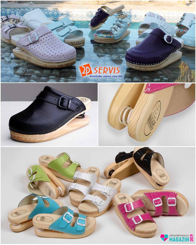Správné obutí umí eliminovat nejen ortopedické problémy. 2P servis nabízí kvalitní zdravotní obuv i obuv pro zdravotníky.