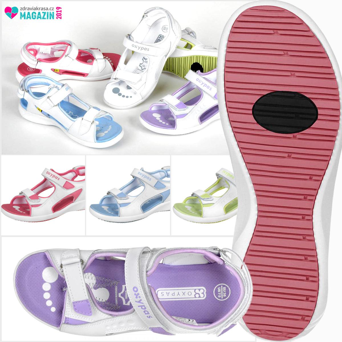 Správné obutí pro různé činnosti se liší.