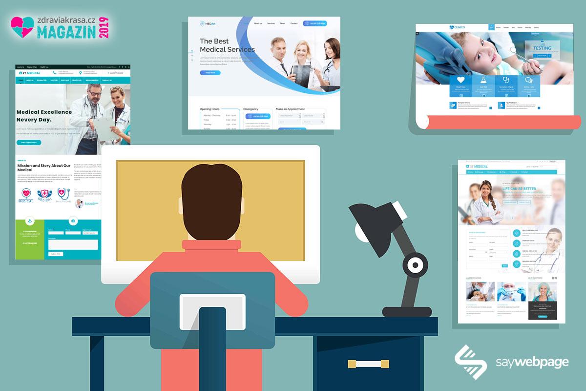 Saywebpage je nástroj, který z vás udělá profesionály i v dalších oblastech, než ve kterých vynikáte nyní. Vytvořte si klidně profesionální PF či webovky.