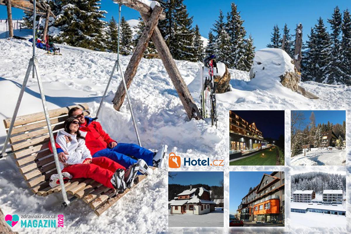 Ubytování ve Velkých Karlovicích: Beskydy nelze nemilovat. I když jste příznivci skialpinismu.