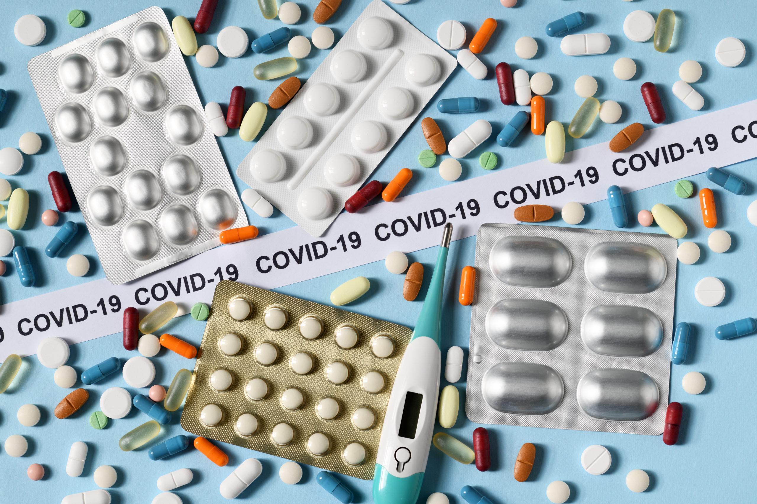 Státní ústav pro kontrolu léčiv zveřejnil přehled hodnocených léčiv na nemoc COVID-19. Perspektivní lék na COVID-19 bude s největší pravděpodobností mezi nimi.