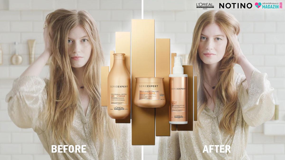 Pouhá nová barva na vlasy jejich krásu nezaručí. Nezapomeňte je regenerovat maskami na vlasy.