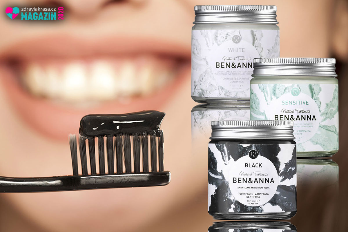 Zdravější zubní pasty existují! Nenechte, aby vaši dentální hygienu ovlivňovala televizní reklama.