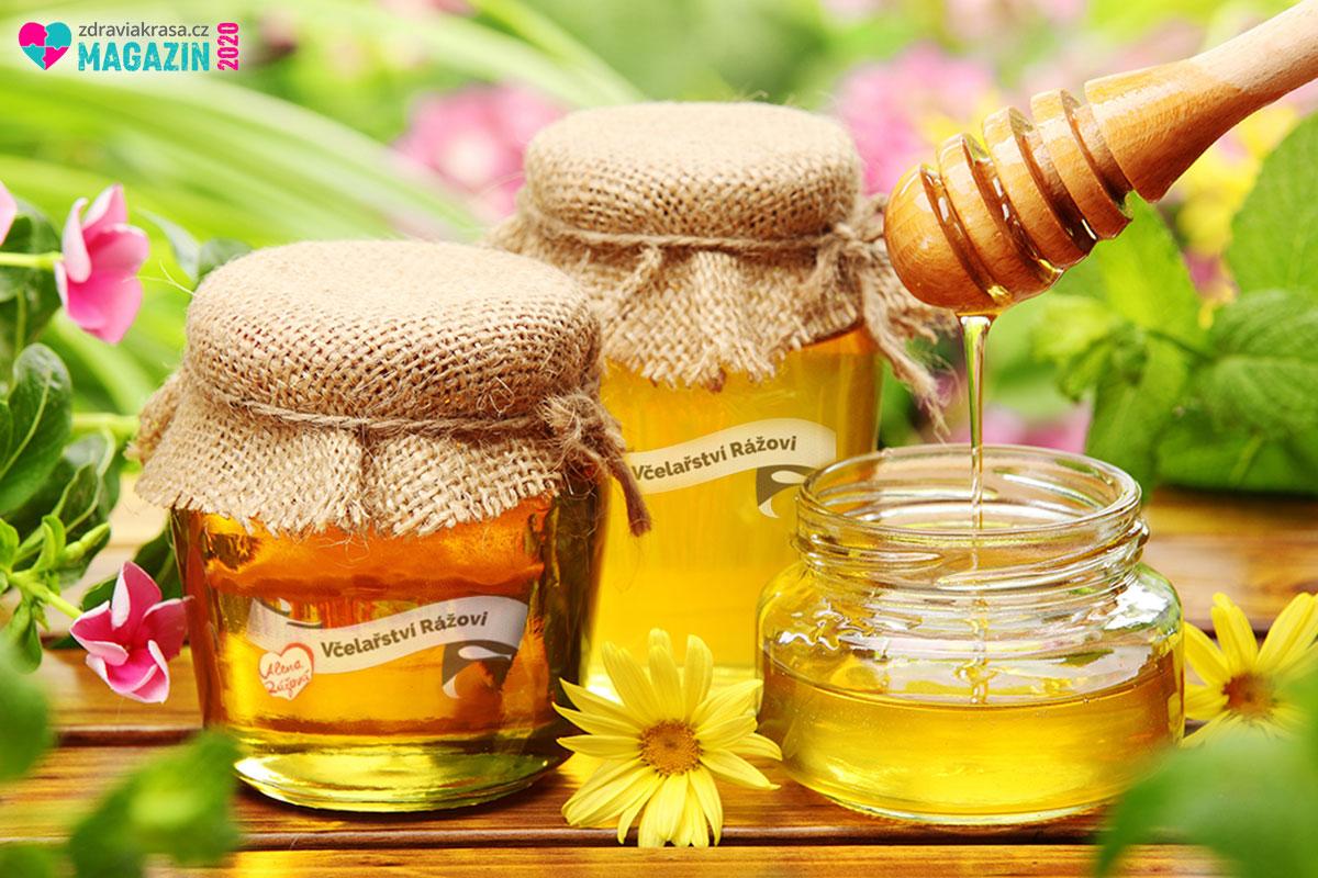 Kvalitní med ovlivňuje naše zdraví i imunitu.