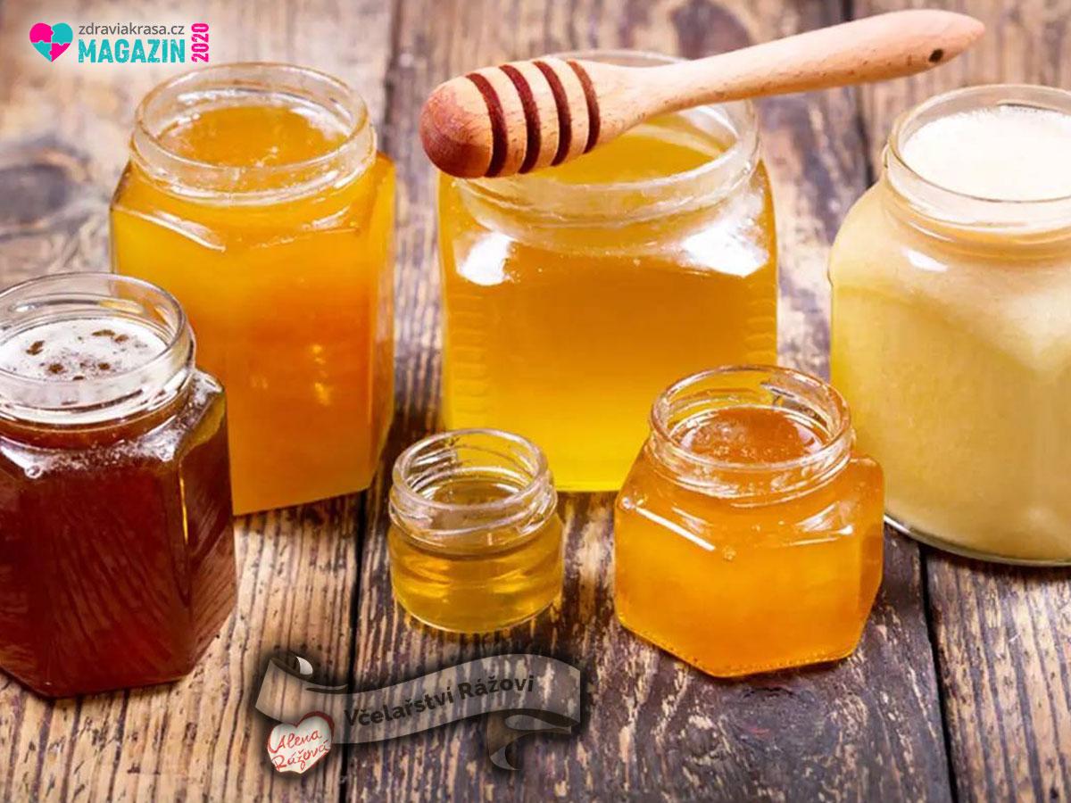 Kupujte vždy pouze kvalitní český med. Ideální je tzv. nákup přímo ze dvora.