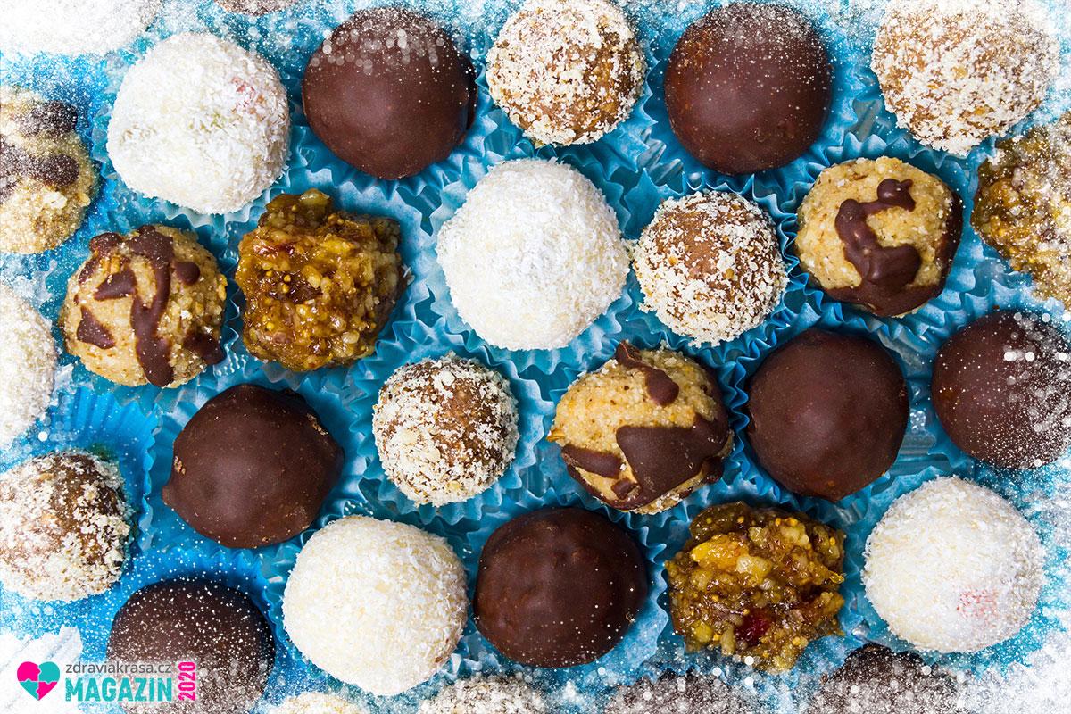 Vánoce 2020 zdravě: Jeden recept na vánoční ořechové cukroví lze změnit třeba hned stokrát. A vždy bude zdravým.