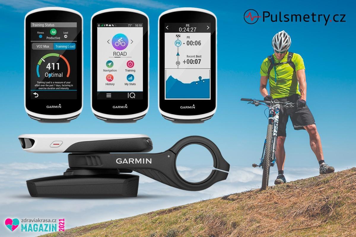 Žádný mobilní telefon vám pro vaše cyklovýlety nenabídne tolik funkcí jako dobrá cyklonavigace.